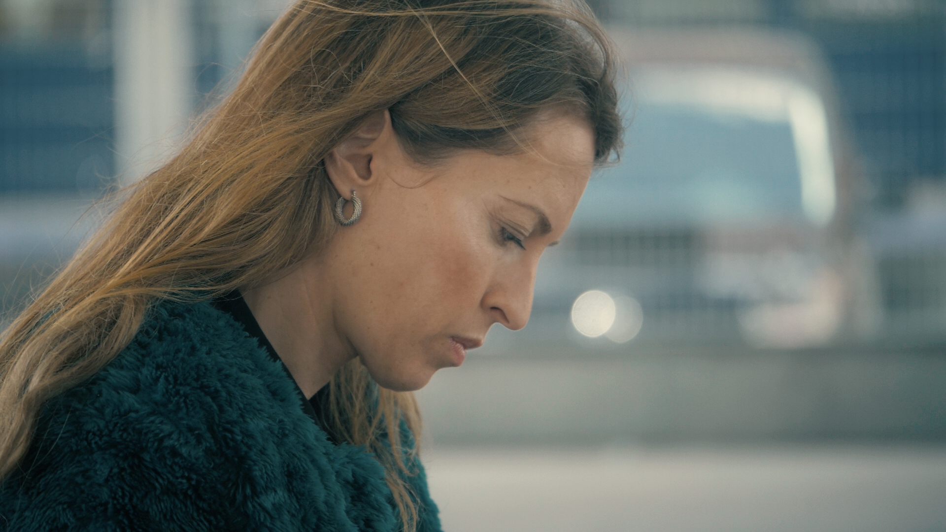 Portrætfilm med Sarah Engell